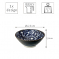 Mobile Preview: Fleur De Ligne Rice Bowl at Tokyo Design Studio (picture 2 of 2)