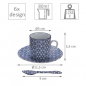 Mobile Preview: Nippon Blue Espresso Set bei Tokyo Design Studio (Bild 8 von 8)