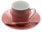 Mobile Preview: TDS, Espresso Set, Nippon Red, 18 tlg., Art.-Nr. 14888
