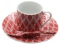 Preview: TDS, Espresso Set, Nippon Red, 18 tlg., Art.-Nr. 14888