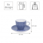 Preview: Nippon Blue Espresso Set at Tokyo Design Studio (picture 8 of 8)