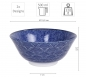 Preview: Nippon Blue Tayo Bowls at Tokyo Design Studio (picture 4 of 4)