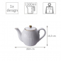 Preview: Nippon White Teapot at Tokyo Design Studio (picture 2 of 2)
