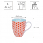 Preview: Starwave Mug Set,4 pcs at Tokyo Design Studio (picture 6 of 6)