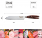 Preview: Santoku Knife (universal knife) at Tokyo Design Studio (picture 7 of 7)