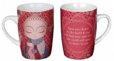 TDS, Tasse, Little Buddha, 300 ml, Art.-Nr. 13144