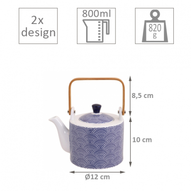Nippon Blue Teapot at Tokyo Design Studio (picture 4 of 4)