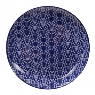 Nippon Blue Plate Set at Tokyo Design Studio (picture 3 of 5)