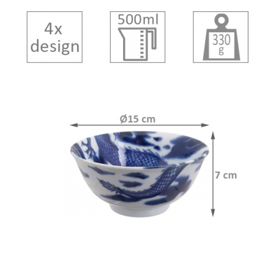 Dragon Tayo Bowl at Tokyo Design Studio (picture 6 of 6)