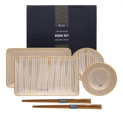 TDS, Sushi Set, Nippon Gold, Art.-Nr. 16151