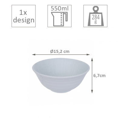 Sky White Bowl at Tokyo Design Studio (picture 2 of 2)