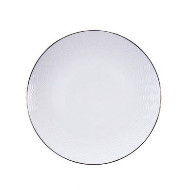 Nippon White Plate Set at Tokyo Design Studio (picture 5 of 5)