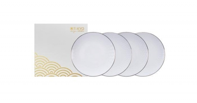 Nippon White Plate Set at Tokyo Design Studio (picture 1 of 6)
