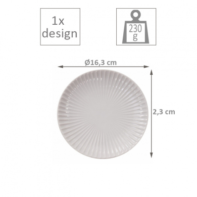 Tono Tamaki White Plate at Tokyo Design Studio (picture 2 of 2)