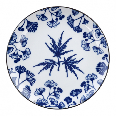 Flora Japonica Plate at Tokyo Design Studio (picture 3 of 6)