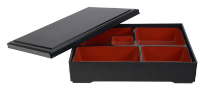 ABS Lacquerware Bentobox at Tokyo Design Studio (picture 1 of 2)