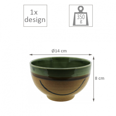 original japanese handwork Bowl at Tokyo Design Studio (picture 2 of 2)