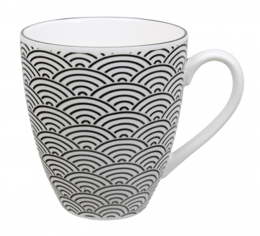 TDS, Tasse, Nippon Black, 300 ml, Art.-Nr. 8241