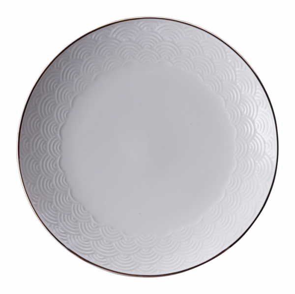 Nippon White Plate Set at Tokyo Design Studio (picture 5 of 6)