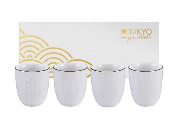 4 pcs Cup Set at Tokyo Design Studio (picture 1 of 5)