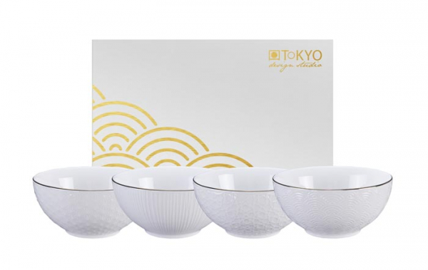 Nippon White Rice Bowls at Tokyo Design Studio (picture 1 of 5)