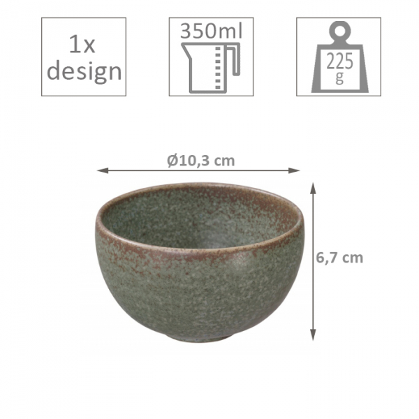 Vert Sauge Bowl at Tokyo Design Studio (picture 2 of 2)