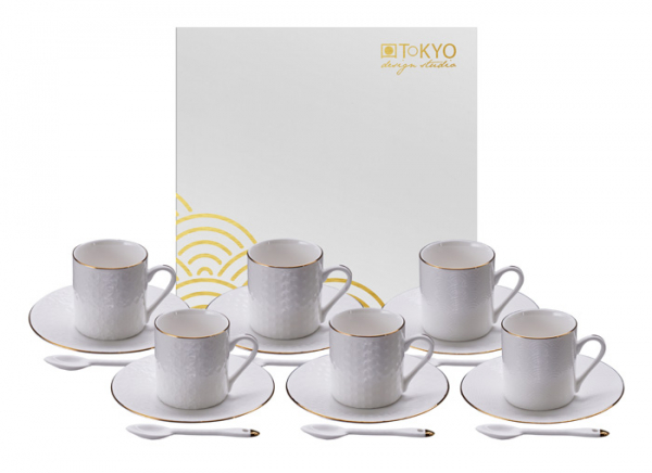 Nippon White Espresso Set at Tokyo Design Studio (picture 1 of 5)