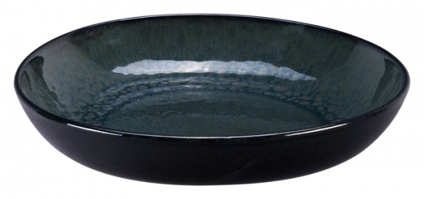Karma Line Green Blue Pasta plate at Tokyo Design Studio (picture 1 of 2)