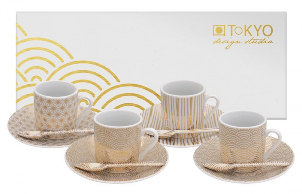 Nippon Gold Espresso Set at Tokyo Design Studio (picture 1 of 5)