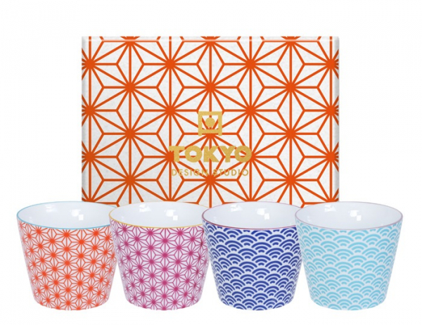 4 pcs Cup Set at Tokyo Design Studio (picture 1 of 6)