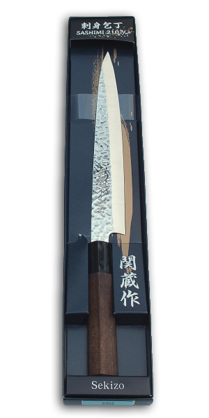 Sekizo Sashimi Knife (fillet knife) at Tokyo Design Studio (picture 3 of 3)