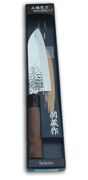 Sekizo Santoku Knife (universal knife) at Tokyo Design Studio (picture 3 of 3)