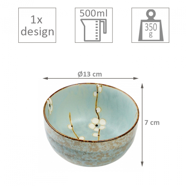 Soshun Matte Rice Bowl at Tokyo Design Studio (picture 2 of 2)