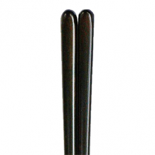 Chopsticks, Takumi Kokutan, 1 pair, 23,5 cm, Item No. 080238
