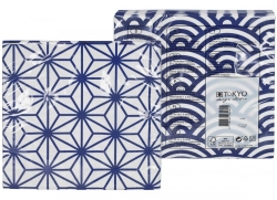 TDS, Napkin, Nippon Blue, 20pcs, Item No. 14286