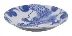 TDS, Pasta Plate, Dragon, Ø 25,3 cm, Item No. 16111