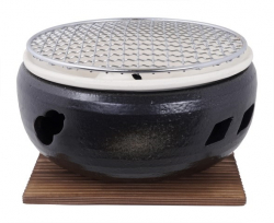 TDS, Konro Grill Raundo, Kitchenware, 20x10 cm, item no. 16242