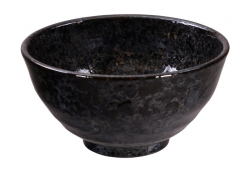 TDS, Bowl, Mino Yaki, Ø 12x6.4cmh 350ml, Item No. 16882