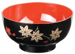 TDS, Bowl, ABS Lacquerware, Ø 11,5 cm, Item No. 4027