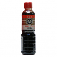 Original Japanese soy sauce (Shoyu Takujo Shoda), Asia Food, 100 ml, dark