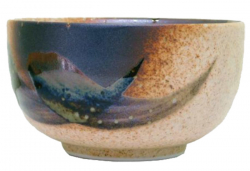 Bowl, original japanese handwork, Ø 12.8 cm, Item No. 72211