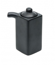 TDS, Soy Dispenser, Black Series, Ø 4.5x10.5cm 85ml , Item No. 7861