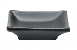 TDS, Sauce Bowl, Black Series, 10x6cm , Item No. 7868