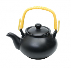 TDS, Teapot, Black Series, Ø 500ml 17x14x11cm, Item No. 7870