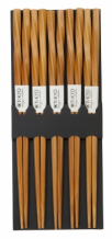 TDS, Chopstick Set, Kitchenware, 5 pair, 22,5 cm, Item No. 8463